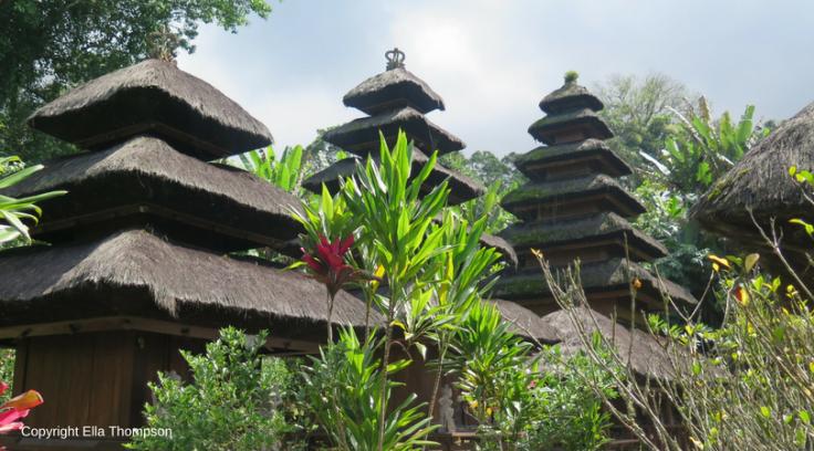Bratan Temple