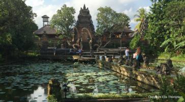 Water temple UBUD